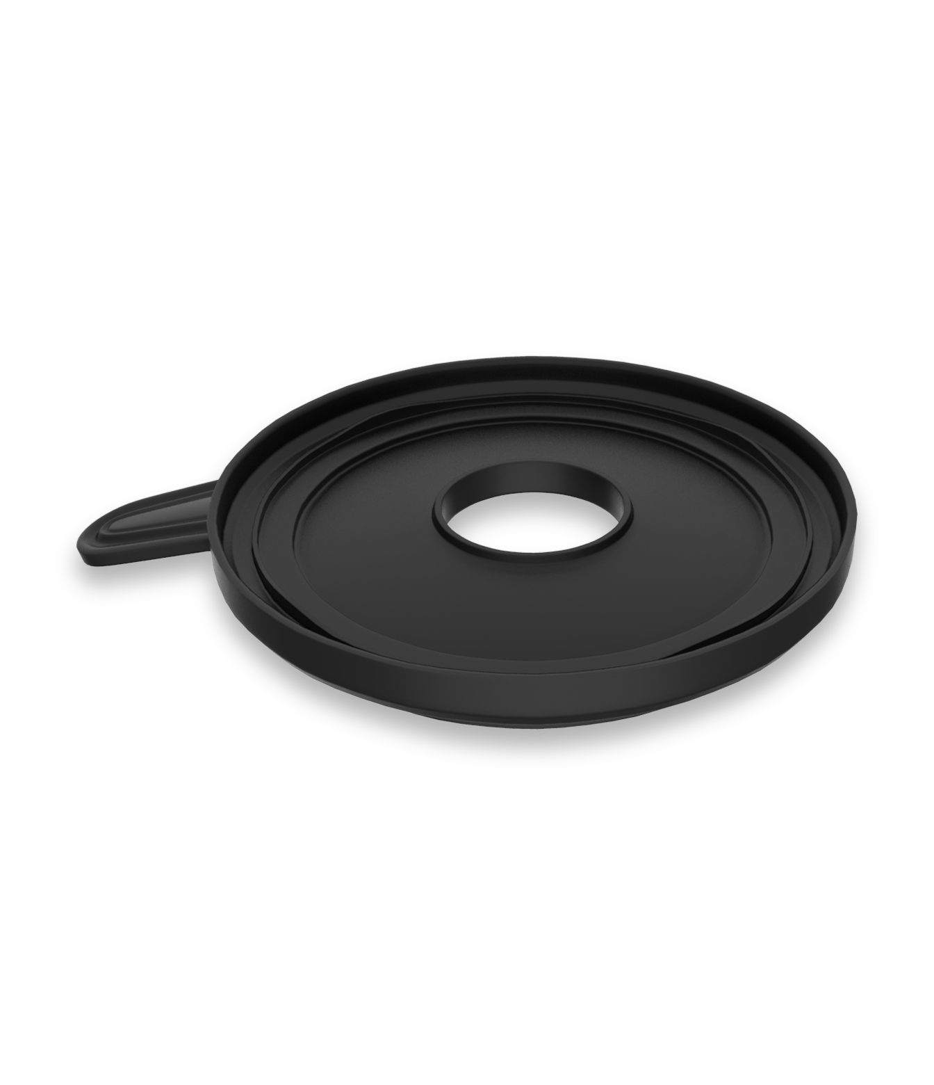 Mixing bowl lid