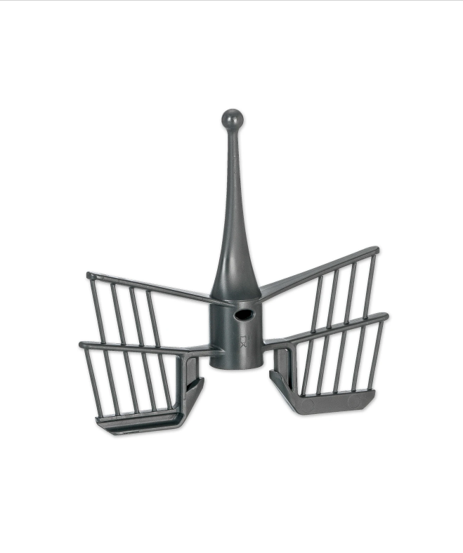 Butterfly whisk