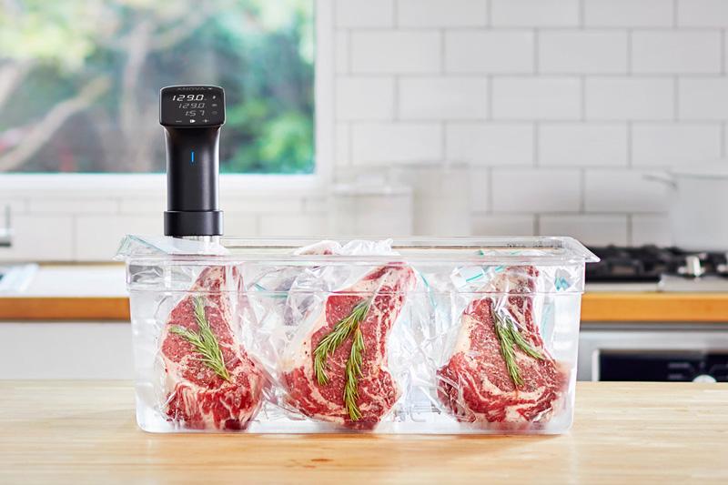 kỹ thuật sous vide áp dụng cho các loại thịt đỏ