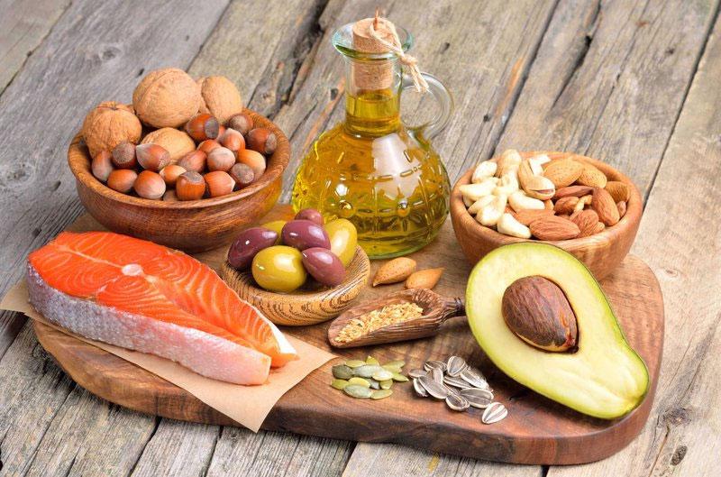 chất béo từ dầu thực vật