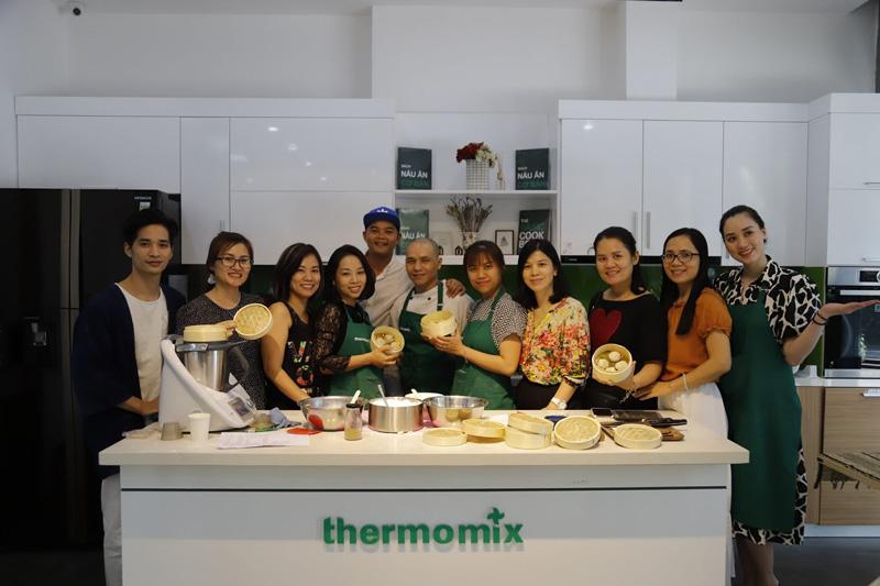 mua Thermomix TM6 tại của hàng chính của Thermomix tại Việt Nam
