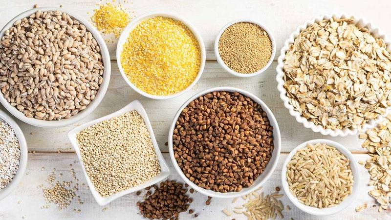 Ưu tiên ngũ cốc nguyên hạt, ít đường