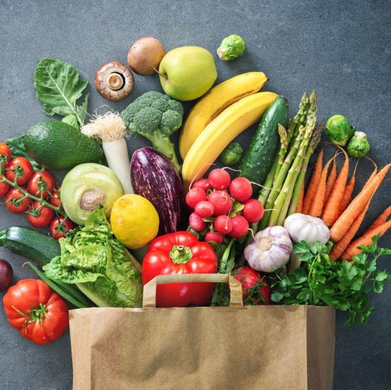 Quy tắc ăn uống lành mạnh: đa dạng các loại rau củ