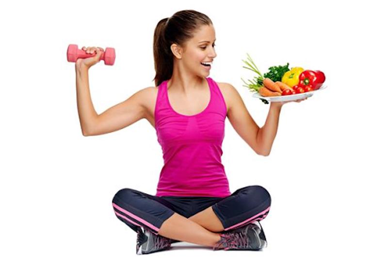 ăn uống lành mạnh để giảm cân