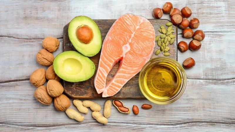 Chất béo trong dinh dưỡng bữa ăn lành mạnh