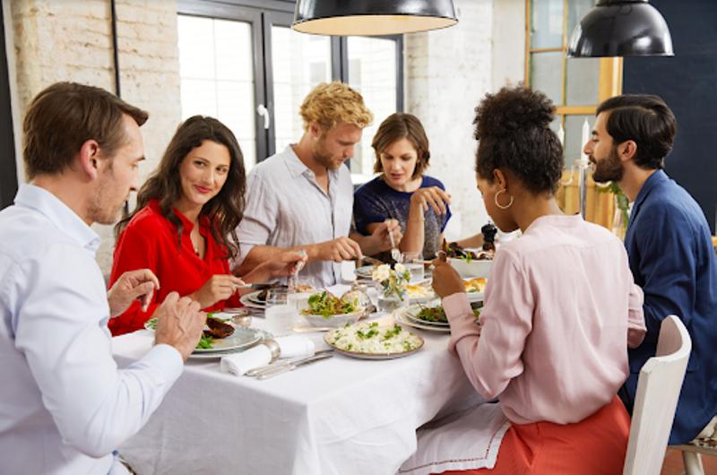 Dinh dưỡng bữa ăn lành mạnh của người trưởng thành