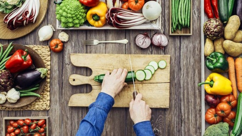 chế độ ăn uống lành mạnh có tác dụng gì