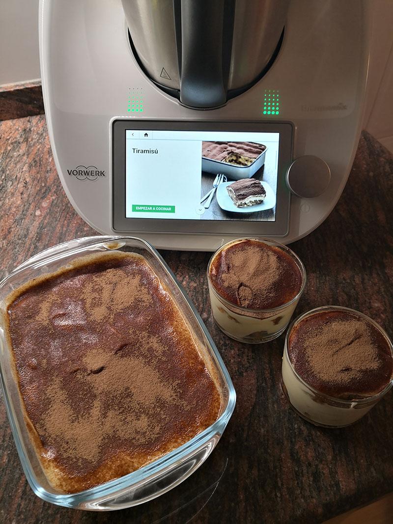 công thức làm bánh Tiramisu chuẩn bằng Thermomix