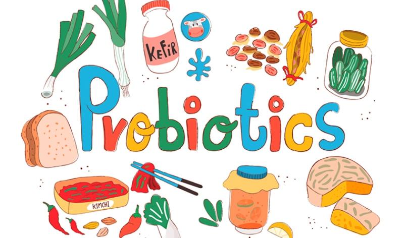 Chế độ dinh dưỡng cần đảm bảo Probiotics