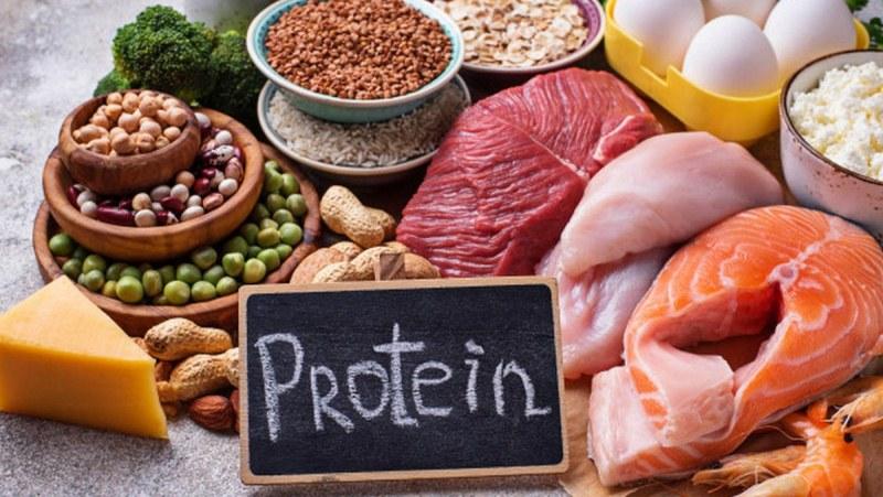 Bữa ăn nên đa dạng nguồn Protein