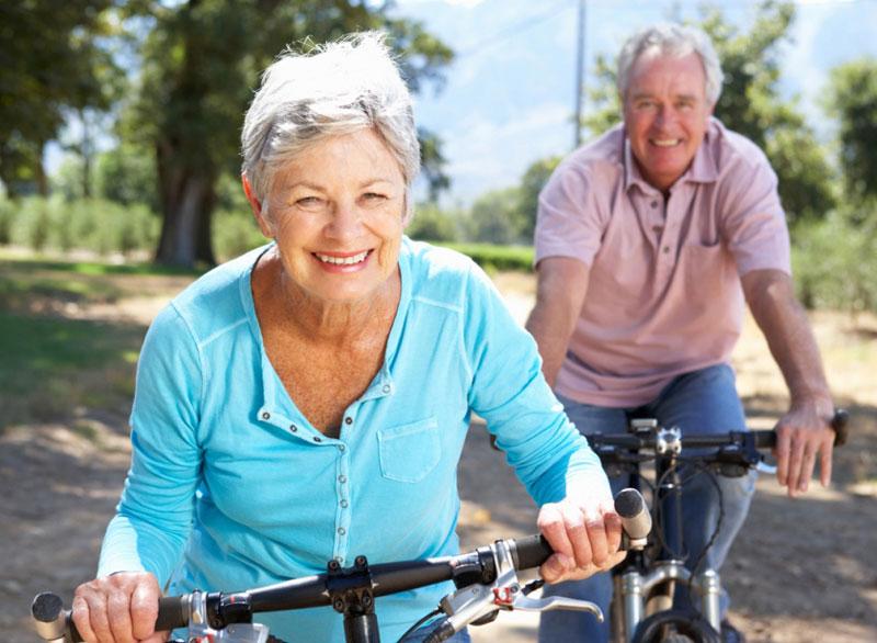 tập thể dục ở người già