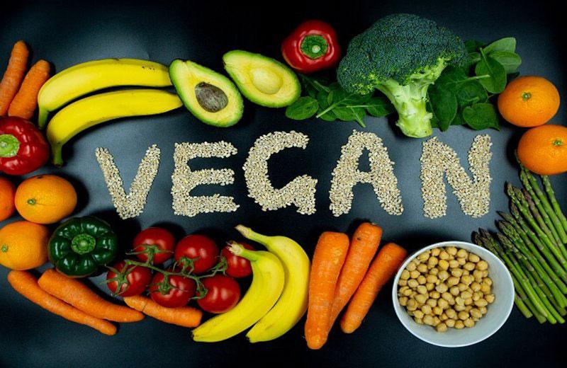 chế độ ăn giảm cân thuần chay lành mạnh
