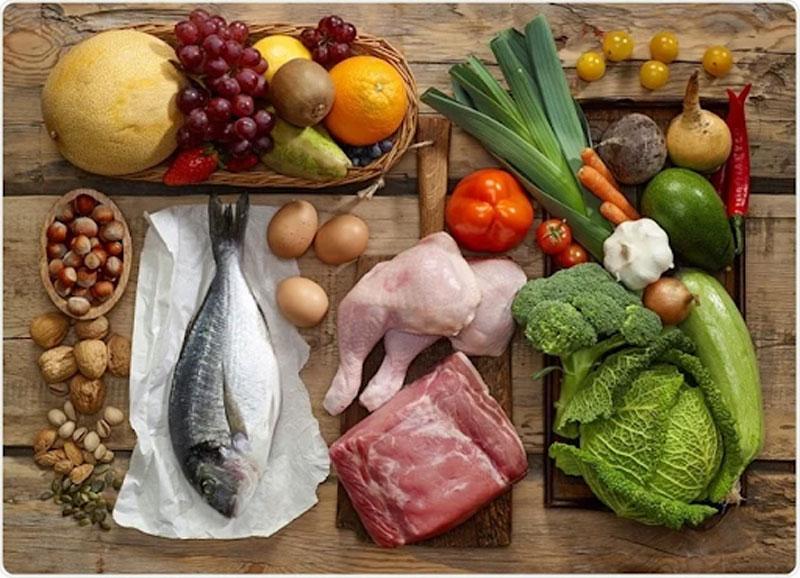 chế độ ăn kiêng Paleo