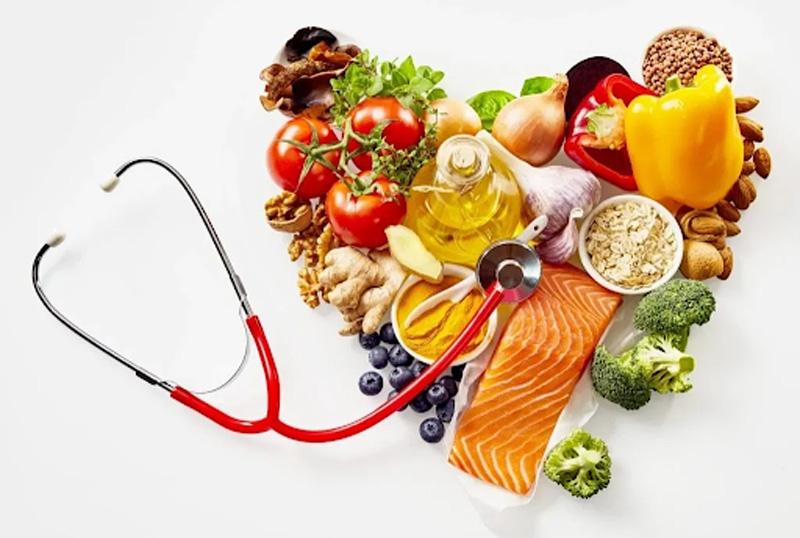 phương pháp ăn uống lành mạnh DASH